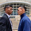 Todo listo para Tito Acosta vs. Carlos Buitrago