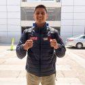 Danny Roman Arrives in Dallas for WBA Title Defense Saturday on Showtime