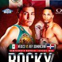 """""""Rocky"""" Hernández en la Coliseo"""
