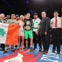 Coyle captures NBA title with sixth round stoppage of Pastrana