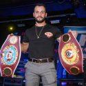 Enfocado Christopher 'Pitufo' Díaz en su Oportunidad de Título Mundial del 28 de julio en Kissimmee