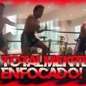 Video: Con todo: ¡Julio Cesar Chávez Jr se luce mostrando su velocidad!