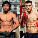 Matthysse vs Pacquiao / ¿Quién ganará el combate?
