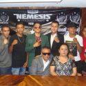"""Se presenta oficialmente el torneo de box profesional """"Sangre Azteca"""""""