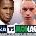 Sullivan Barrera vs. Seanie Monaghan Tickets on Sale Now!