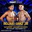 Jesus Rojas to defend WBA featherweight crown against Joseph 'Jojo' Diaz Jr. on Facebook Watch