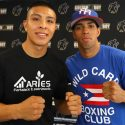 Jaime Munguia: I'm very happy with the training camp we had and very confident about this fight
