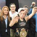 """La azteca """"Güerita"""" Sánchez va por el título mundial absoluto del peso mosca femenino"""