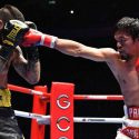 Manny Pacquiao derriba tres veces a Lucas Matthysse; recupera título Welter OMB
