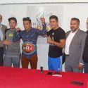 "Comisión de Box entrega cinturón a Julián ""Chicano"" Rivera"