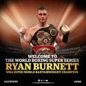 Burnett and Aloyan confirmed for Season II's Ali Trophy 118lb edition