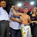 """Bebé"" Vega venció al ""Tyson"" Limones en Mazatlán"