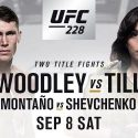 UFC returns to Dallas with a pair of championship fights