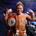 Masayuki Ito se coronó campeón junior pluma de la OMB al derrotar a 'Pitufo' Díaz