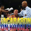 ¡Colombiano Eleider Álvarez destruye a Sergey Kovalev!