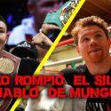 Canelo Álvarez elogia a su compatriota Jaime Munguia