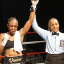 Ronica Jeffrey Impresses in Main Event of Uprising Promotions Show at Club Amazura