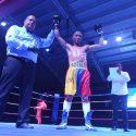 Colombia / Resultados boxeo en Girardot
