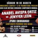 Anabel Ortíz en Chihuahua por décima defensa con respaldo talento chihuahuense