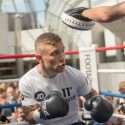 Carl Frampton vs. Luke Jackson & Tyson Fury vs. Francesco Pianeta public workout