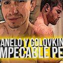 ¡Canelo y Golovkin en gran condición física a 30 días del combate!