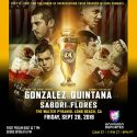 Live on UDN: First-Ever, 'Copa Combate' Tourney Qualifier Fights – 9/28