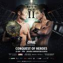Yoshitaka Naito to defend ONE strawweight world championship against Joshua Pacio in rematch
