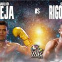 Julio 'Pollito' Ceja y Guillermo 'El Chacal' Rigondeaux disputan eliminatoria WBC